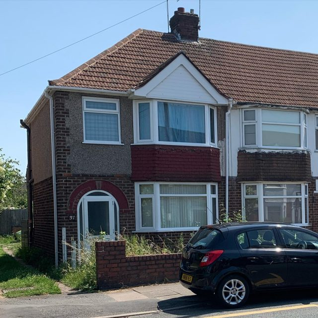 Purchase successfully completed within a week of agreeing the price. The vendor inherited this three bedroom end of terrace & wanted it sold very quickly. Two days following receipt of the grant of probate UK Homebuyers Ltd completed. Another happy vendor. Why not get in touch to see how we could help you. SAME DAY No obligation cash offer 0800 051 7645 or open your browser & visit www.ukhomebuyersltd.co.uk